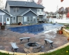 Forever Green Coralville Iowa Patios fire pit outdoor living