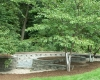 Forever Green Coralville Iowa Retaining Walls seating wall patio