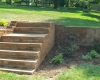 Forever Green Coralville Iowa Retaining Walls steps plants