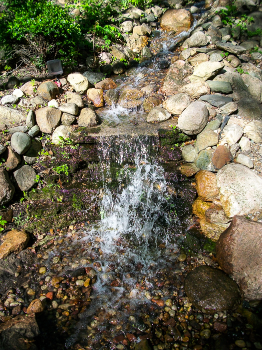 Forever Green Coralville Iowa Water Features landscaping waterfall