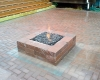Forever Green Grows Coralville Iowa Fire Pits gas square