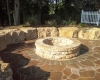 Forever Green Grows Coralville Iowa Fire Pits natural