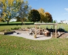 Forever Green Coralville Iowa Patios pergola wall landscaping