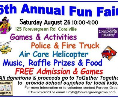 Fun fair poster Schools 8x11 2017 no sponsors