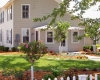Forever Green Coralville Iowa Landscaping front around house