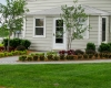 Forever Green Coralville Iowa Landscaping front of house plantings