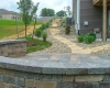 Forever Green Coralville Iowa Retaining Walls patio path wall