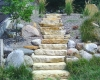 Forever Green Coralville Iowa Retaining Walls stairs limestones natural