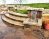 Forever Green Coralville Iowa Water Features landscaping Iowa City hardscapes