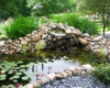 Forever Green Coralville Iowa Water Features ponds natural