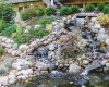 Forever Green Coralville Iowa Water Features waterfall natural pond