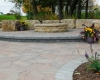 Forever Green Coralville Iowa Patios fire pit landscaping stone